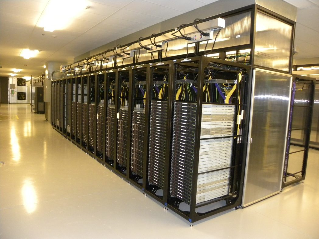 Our Facilities: The Datacenter